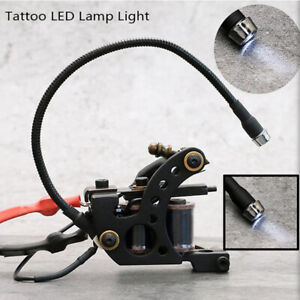 1X-Adjustable-Flexible-Mini-Tattoo-Machine-Supply-Mounted-LED-Light-Lamp-Torc-TD