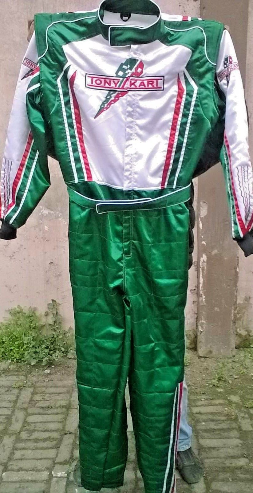 Tony Kart  Go Kart Race Suit CIK FIA Level 2  all in high quality and low price