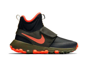 online retailer 28cec 68138 La imagen se está cargando Nike-Roshe-Mid-Winter-Stamina-Zapatillas -Sneakerboot-negro-