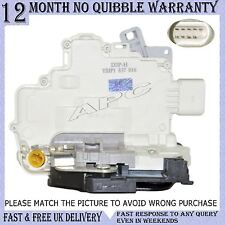 FRONT RIGHT DRIVER SIDE ELECTRIC DOOR LOCK MECHANISM FOR VW EOS 1F7,1F8