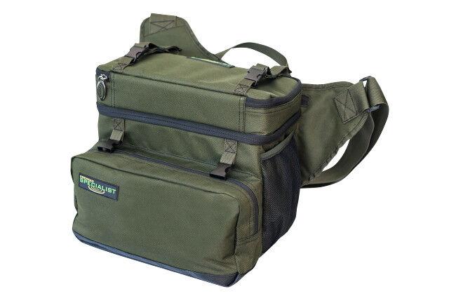 Drennan specialista Roving Bag 20 LITRI NUOVO Coarse Fishing Tackle E Esche Borsa