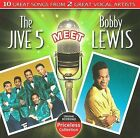 The Jive Five Meet Bobby Lewis * by The Jive Five (CD, Sep-2009, Collectables)