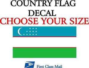 STATE FLAG POLISH COUNTRY FLAG DECAL STICKER 5YR VINYL