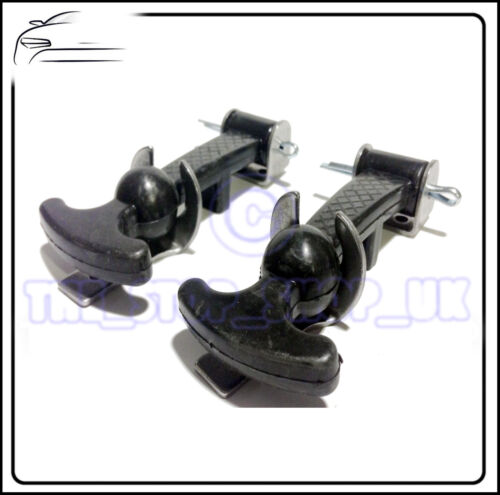 Tractor Car MEDIUM RUBBER BONNET CATCH 3 PAIR high quality TMC1533