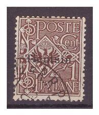 CINA  TIENTSIN   1917 -  Centesimi   1   USATO