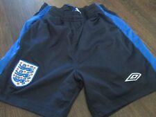 England Football 2011-2012 away Size Medium Boys waist  /bi