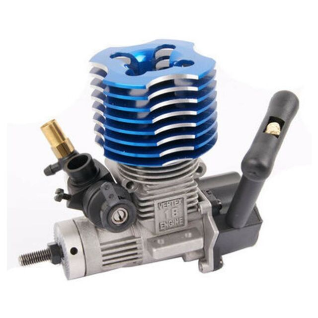 HSP 02060 BL VX 18 Engine 2.74cc Pull Starter for RC 1/10 Nitro Car Buggy EG630