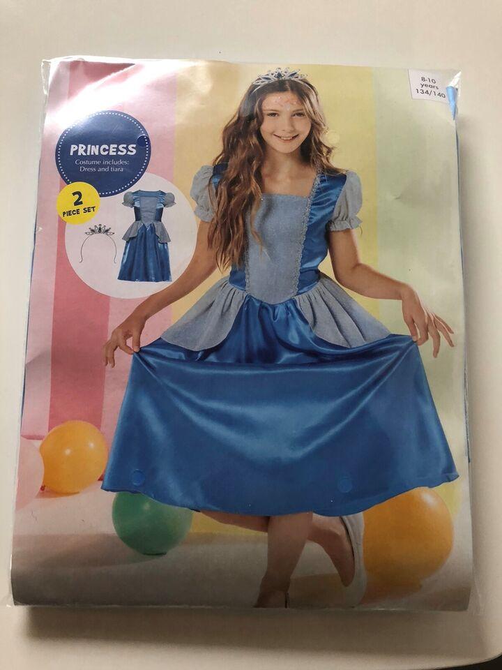 Udklædningstøj, Prinsesse udklædning