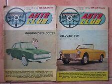 LOTTO supplemento ALBI DELL'INTREPIDO N 820 e  817 - 1961