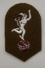 British Army Issue Royal Signals Corps Trade Patch / Badge.