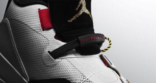 Nike Air Jordan 33 XXXIII size 16 Future of Flight White Black Gold AQ8830-100