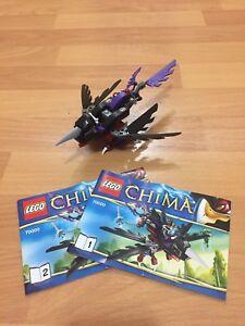 LEGO Legends of Chima Razcal/'s Glider #70000 FREE SHIP
