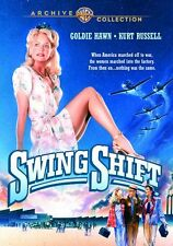 SWING SHIFT  (1984 Goldie Hawn) Region Free DVD - Sealed