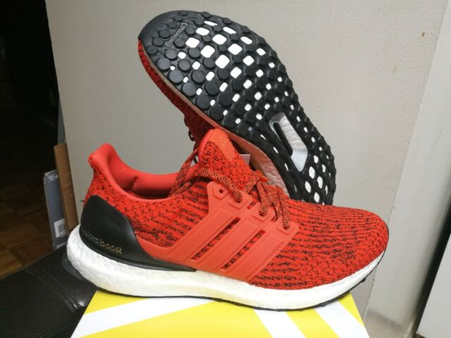 ... netherlands mens adidas ultra boost 3.0 energy red black s80635 size 6  376a1 eb70e c597e1a35