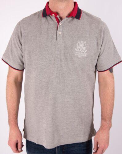Maglietta polo uomo Rugby Cotone Nuovo di Alta Qualità Spessi S M L XL Designer Cambridge