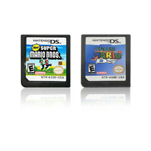 New-Super-Mario-Bros-Super-Mario-64-DS-Game-Card-For-Nintendo-3DS-DSI-DS-XL-Gift