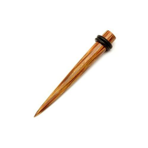 Plusieurs Tailles Disponibles Piercing ecarteur bois