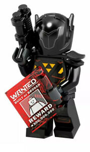 SEALED-LEGO-71025-Minifigure-Series-19-Galactic-Bounty-Hunter-Space-Collectible