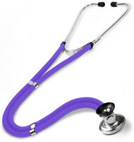 Stethoscope Sprague Rappaport Purple Dual Tube 122 Prestige Medical 30