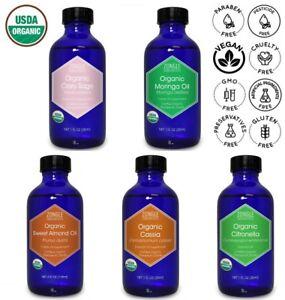 USDA-Certified-Organic-Pure-Blend-Essential-Oils-Safe-Therapeutic-Grade-1-4-oz