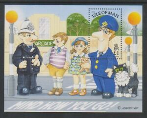 Isle-of-Man-1994-Postman-Pat-sheet-MNH-SG-MS620