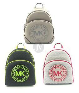 Michael-Kors-Fulton-Sport-Signature-Leather-Medium-Backpack-Bag