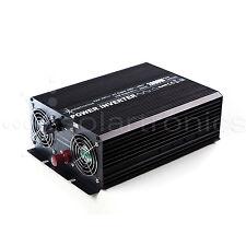 Solartronics Spannungswandler 24V auf 230V 2000W 4000W mod. Sinus  Wandler DC AC