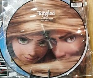 Disney-Limited-Edition-Tangled-LP-Soundtrack-Music-Record-Hot-Topic-Exclusive