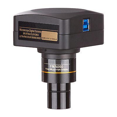 18 Megapixel USB3.0 Digital Camera for Microscope