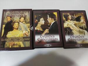 GRANDES-ESPERANZAS-SERIE-TV-BBC-RAMPLING-GRUFFURDD-2-X-DVD-ESPANOL-Ingles-3T