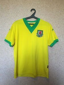 official photos 3893d e167a Details about Wales NATIONAL TEAM 2006/2007 AWAY FOOTBALL SHIRT CAMISETA  JERSEY MAGLIA KAPPA