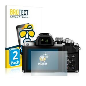 2x BROTECT Displayschutzfolie Klar HTC RE Camera Schutzfolie Displayfolie Folie