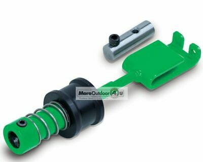 ION Auger Quick Release with Universal Ice Anchor Drill Adapter 18910 AQRS