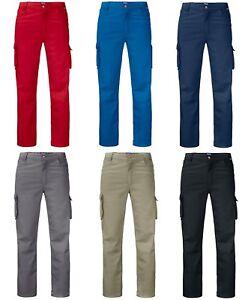 Hose-von-der-Arbeit-Herren-Mehr-Taschen-Hose-Clique-2801-Arbeit-Werkstatt