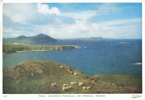 Rare-Vintage-Postcard-Malin-Inishowen-Peninsula-Co-Donegal-Ireland-Unposted