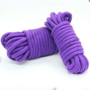 bondage shop category restraints purple japanese rope