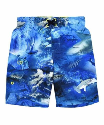 Boys Ocean Pacific Mesh Lined Swim Shorts