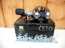 Tica Ceto Bait Casting Reel ~ New ~ Free Shipping