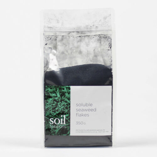 Soluble Seaweed Powder 350g Kelp Fertilizer Flakes