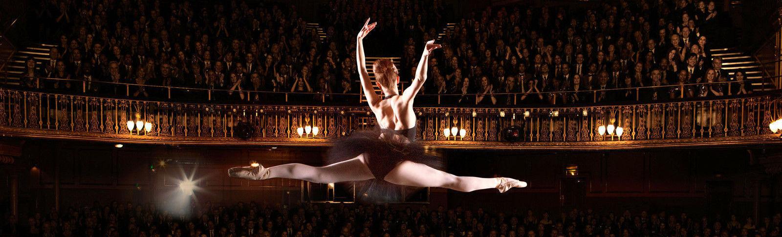 The Joffrey Ballet presents Game Changers Chicago