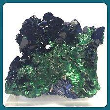 Azurite & Malachite Specimen Mined In Guangdong China 93g