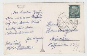 Schiffspost-Deutsche-Schiffspost-034-Kraft-durch-Freude-034-MS-Monte-Olivia-14-6-37