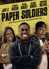 PAPER SOLDIERS rare Comedy dvd KEVIN HART Jay-Z BEANIE SIGEL Memphis Bleek Ln