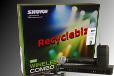 Shure BLX1288/PG30 Dual Channel Wireless PG58 & PG30  BLX IN STOCK FREE SHIPPING