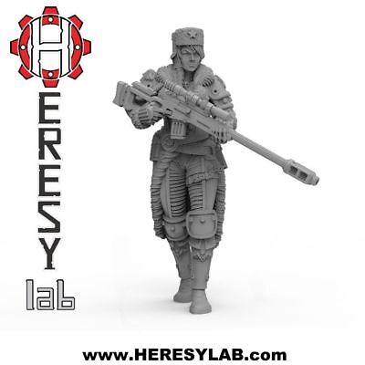 HL08 - Female Sniper - Victoria Vasilev Imperial Guard