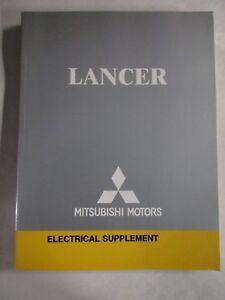 2006 mitsubishi lancer electrical supplement wiring diagram manualimage is loading 2006 mitsubishi lancer electrical supplement wiring diagram manual