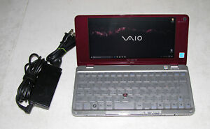 Sony Vaio VGN P70H P Series Lifestyle UMPC Intel Z520 1.33GHz 60GB 2GB WIN 10