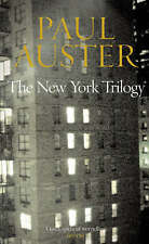 """The New York Trilogy: """"City of Glass"""", """"Ghosts"""" and """"Locked Room"""", By Paul Auste"""