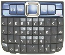 Brand New Original Nokia E63 Keypad - Blue