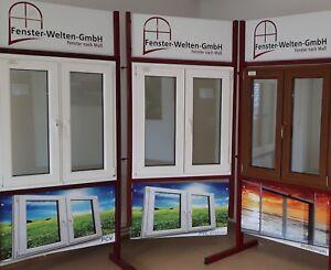 Berühmt Kunststofffenster Fenster aus Polen 2-Fach Schüco Fenster | eBay RO93